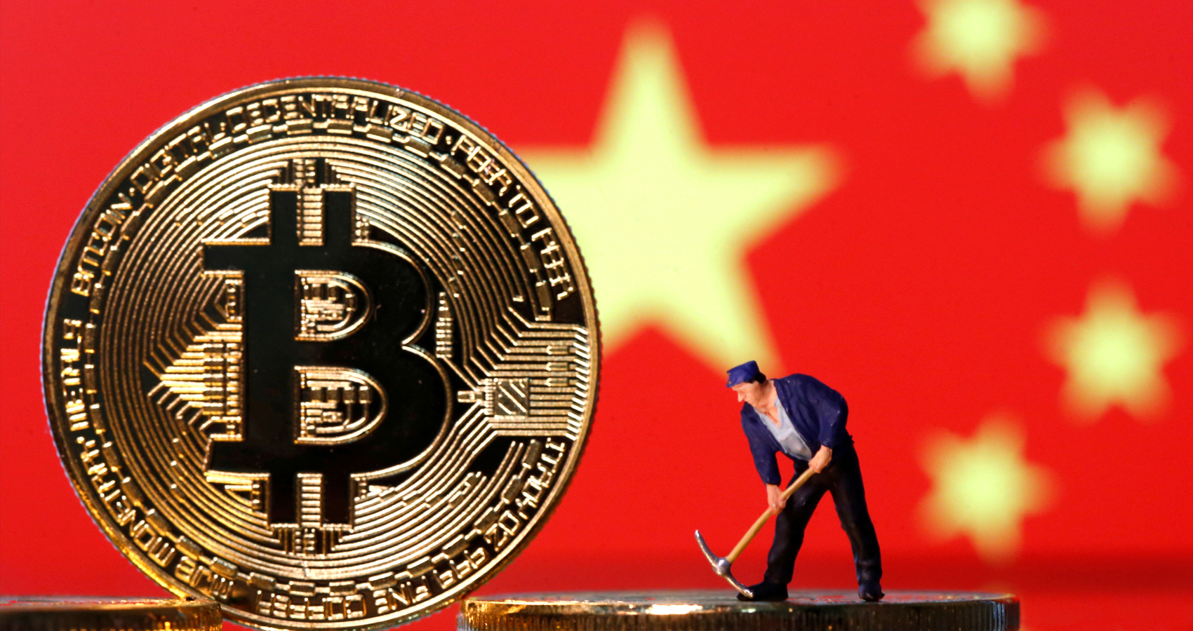 Possibility of moving Chinese miners abroad