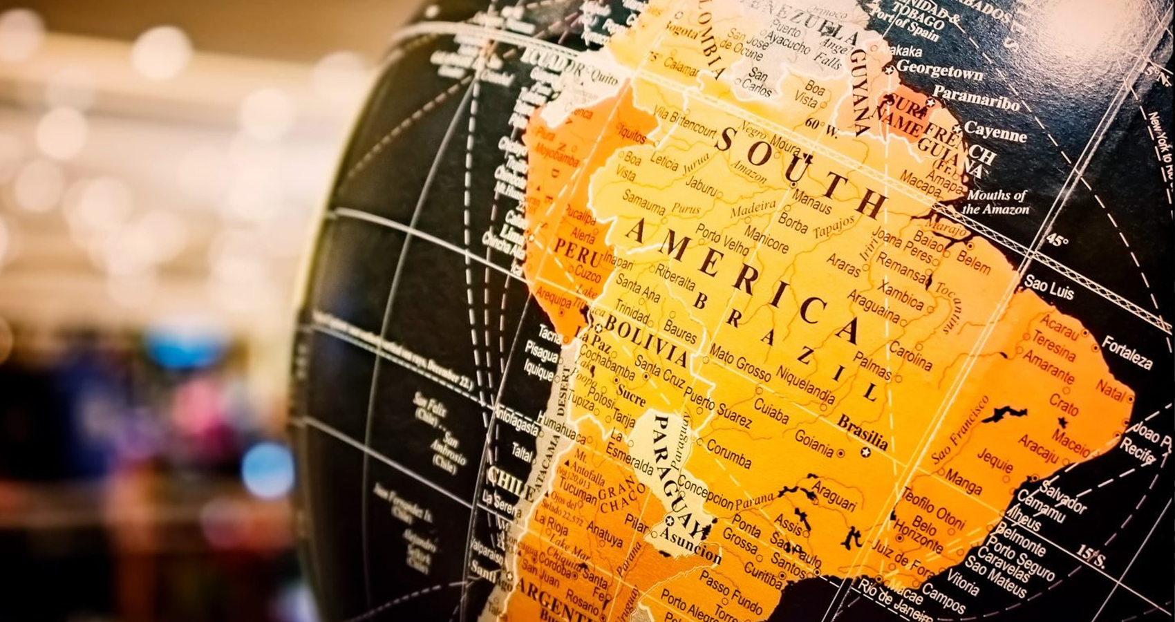 The possibility of accepting bitcoin in Latin American countries