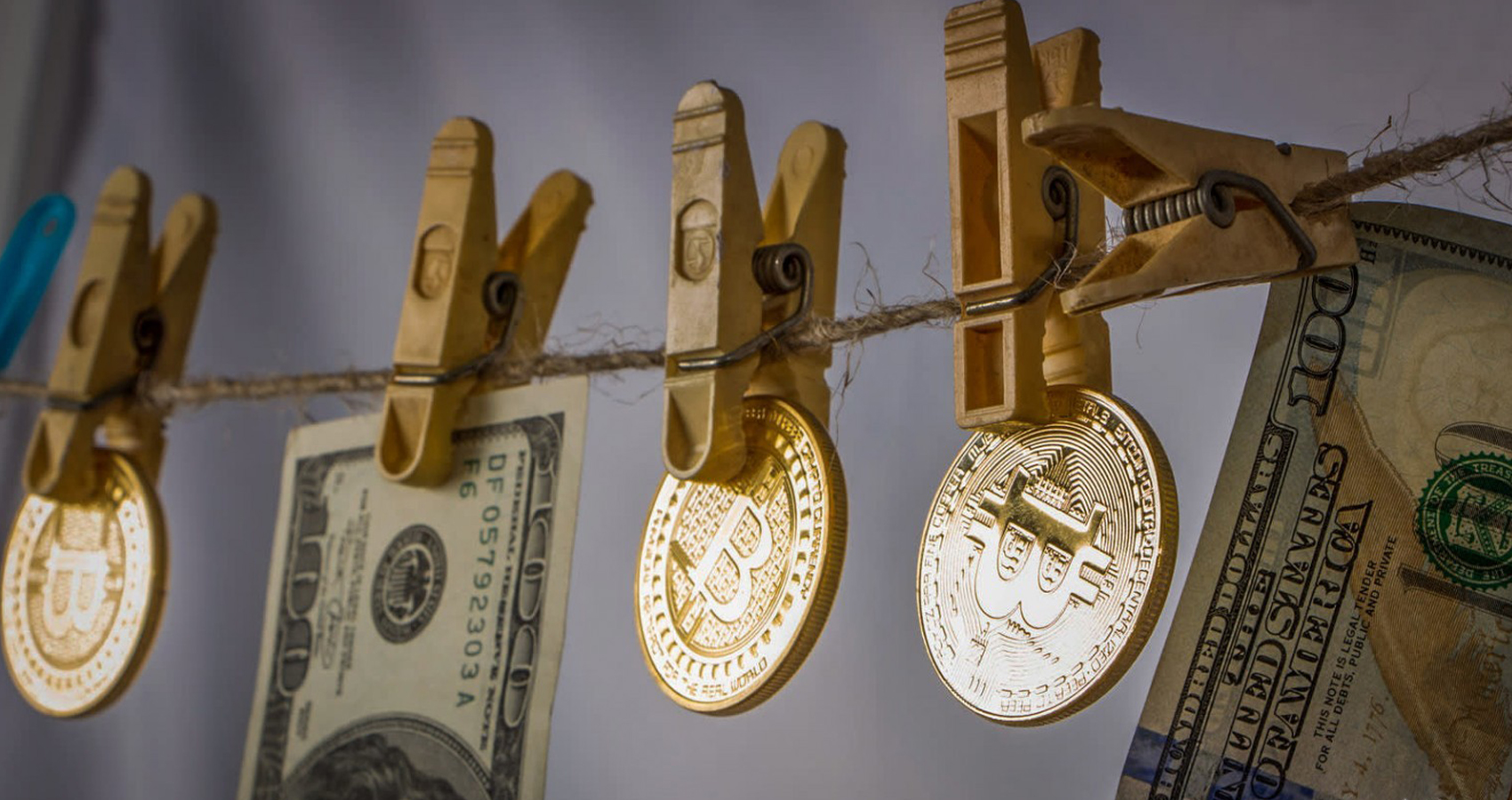 Increasing the use of digital assets in money laundering