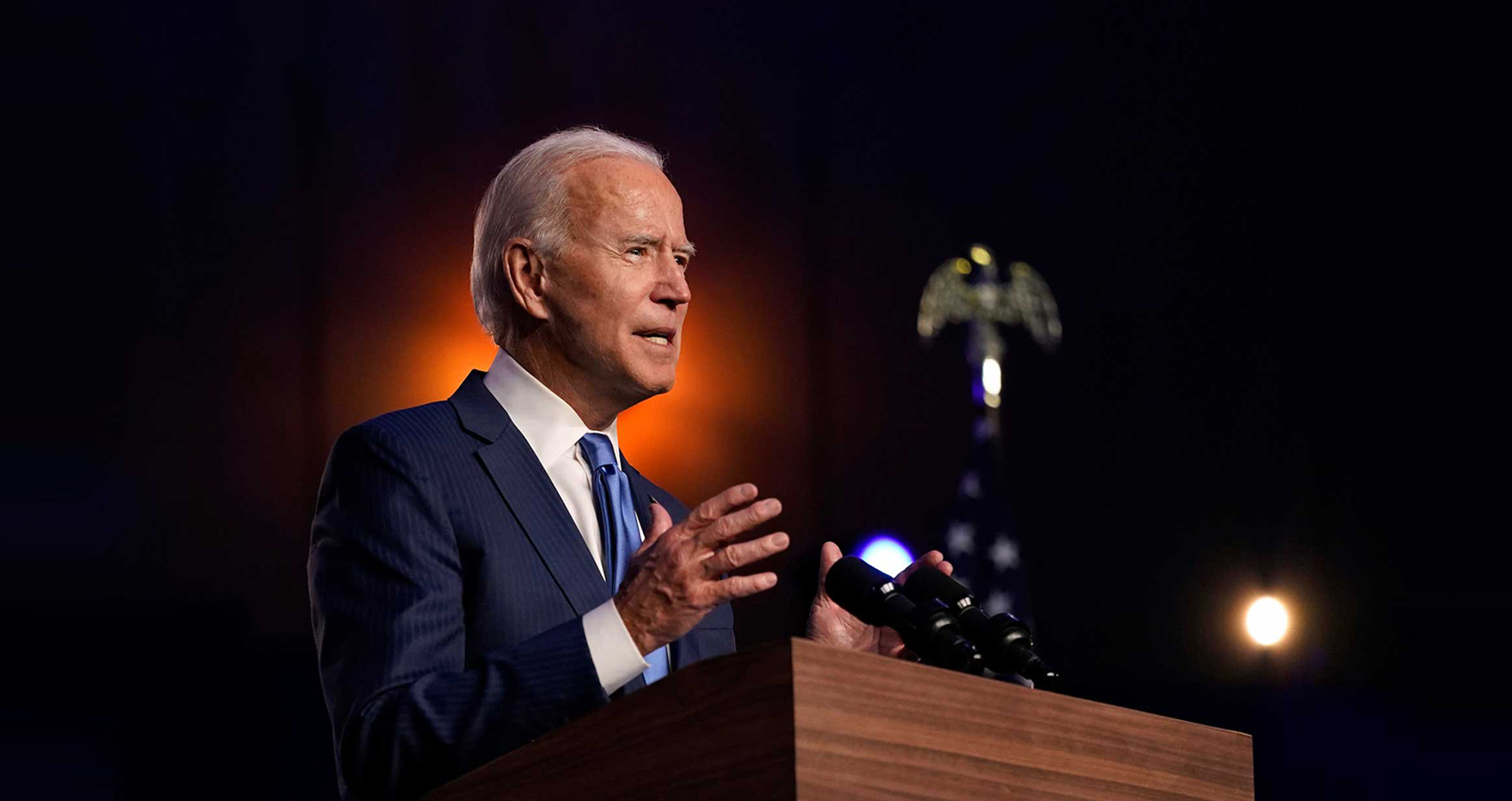 Joe Biden is calling for strict tax regulations for global cryptocurrency investors