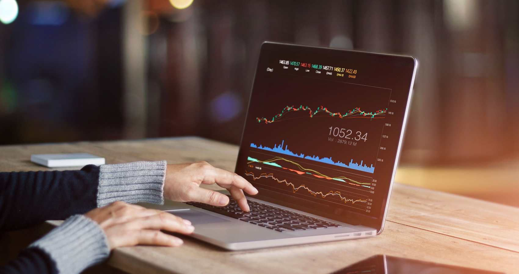 Cryptocurrency Exchange Web Traffic Record in May