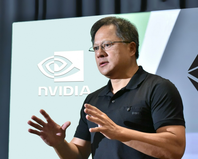 Nvidia CEO ethereum is getting valuable
