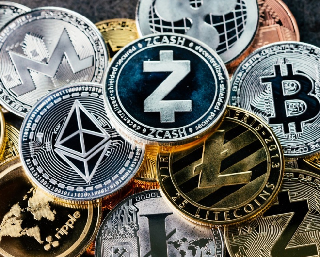 Take a look at this week's top five cryptocurrencies