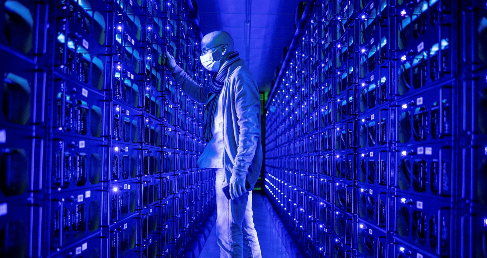 Discover the largest cryptocurrency extraction farm in Iran