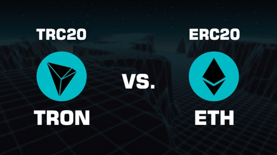 What is the difference between TRC-20 and ERC-20